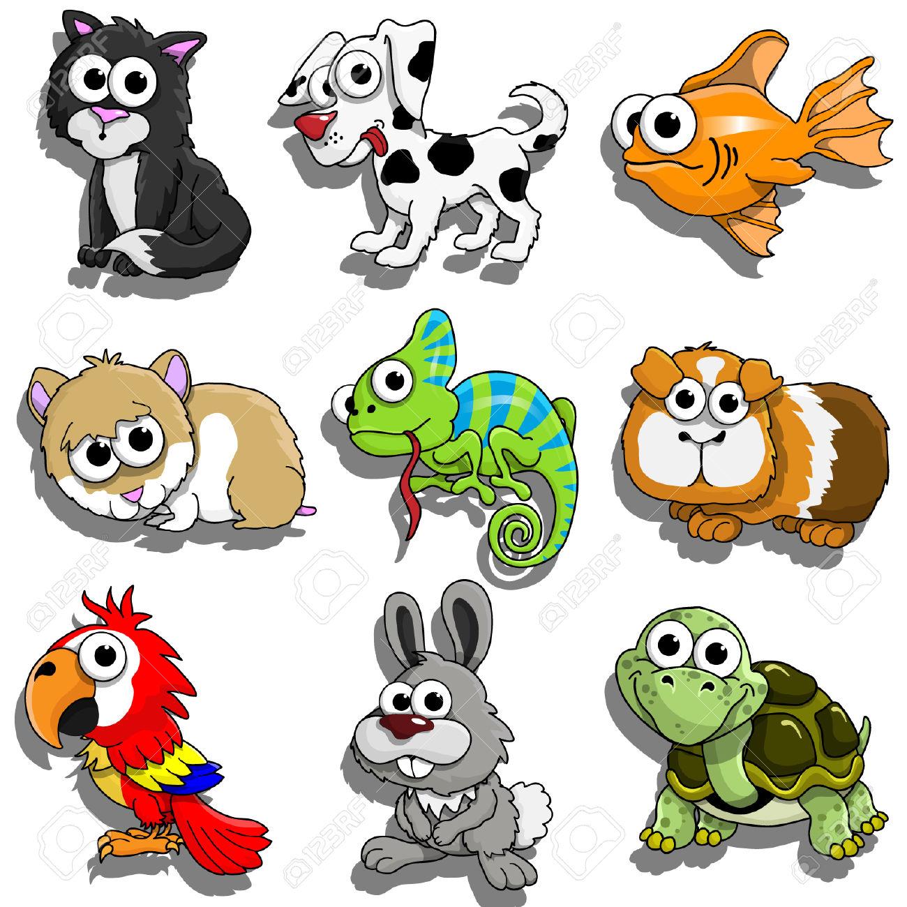 Pet animals clipart 7 » Clipart Station.