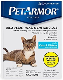 Amazon.com : Pet Armor Plus Igr Flea & Tick Topical For Dogs : Pet.