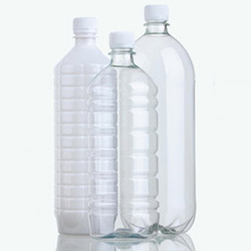 Plastic PET Bottle.