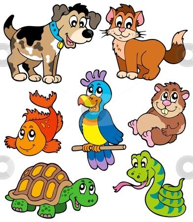 76+ Pets Clip Art.
