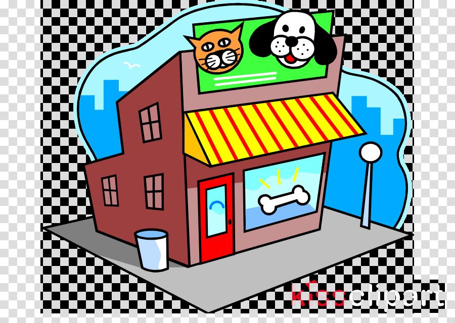 Petshop Cartoon Clipart Labrador Retriever Pet Shop.