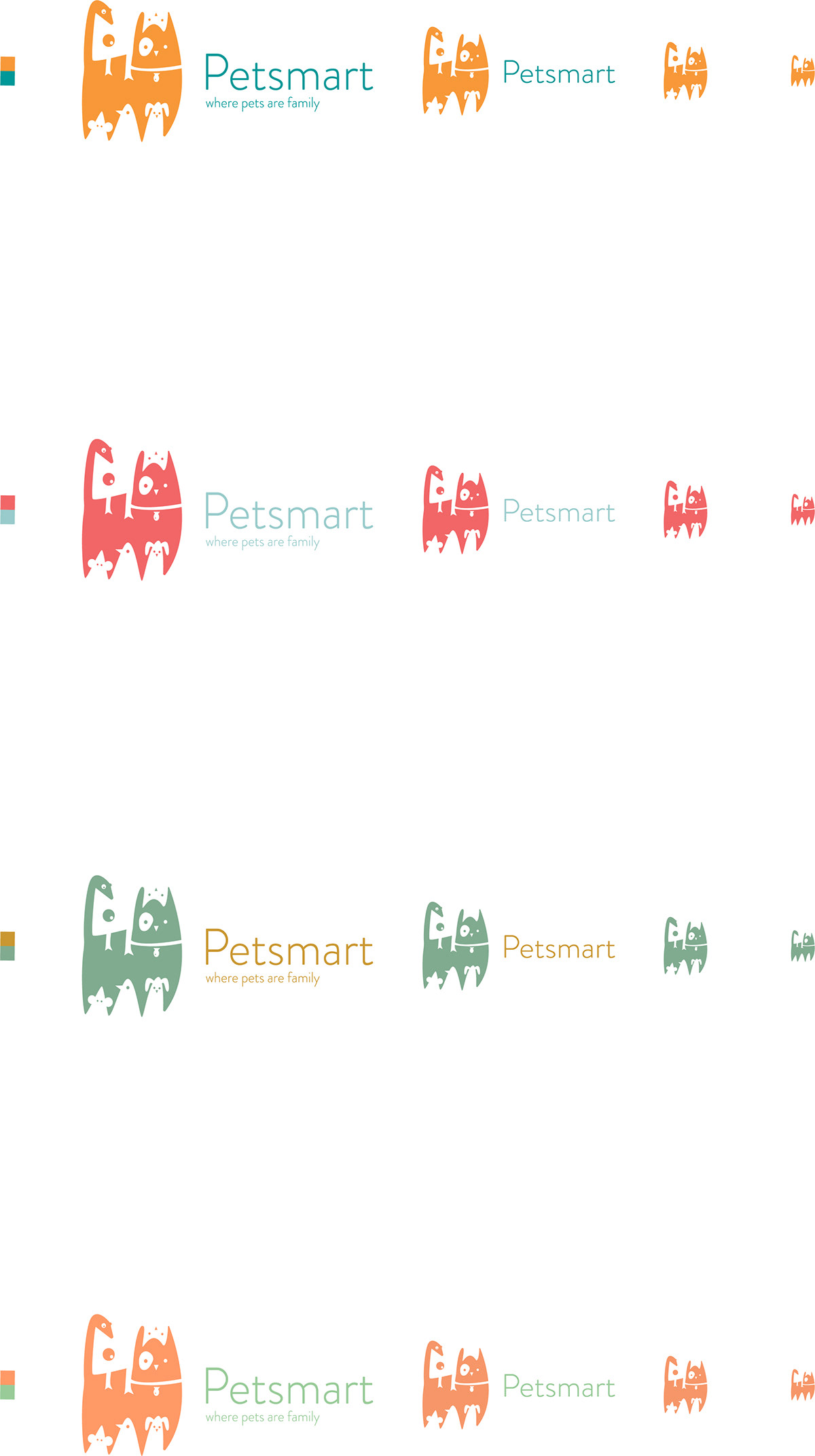 Petsmart Logo on Behance.