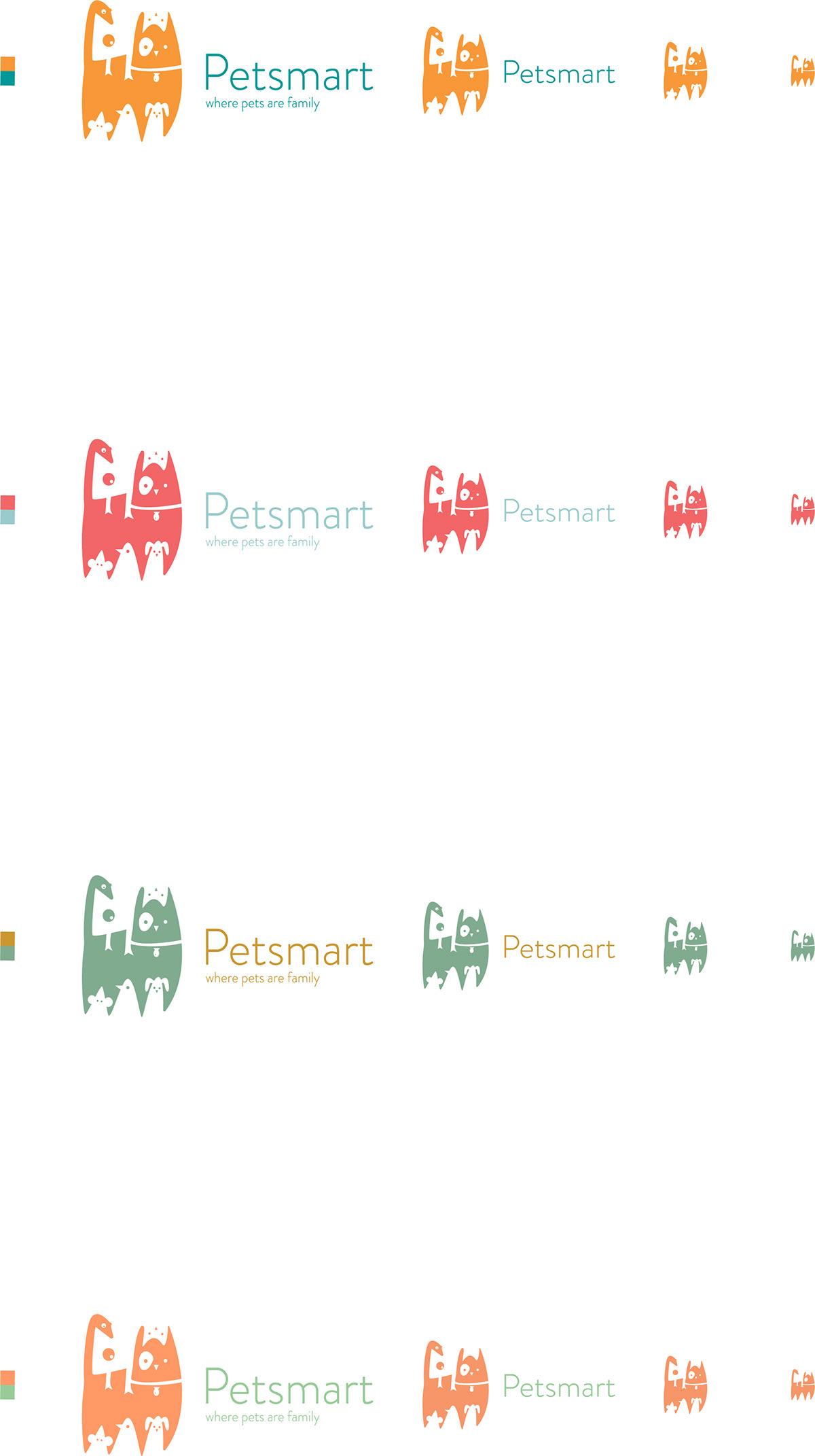 Petsmart Logo on Behance.