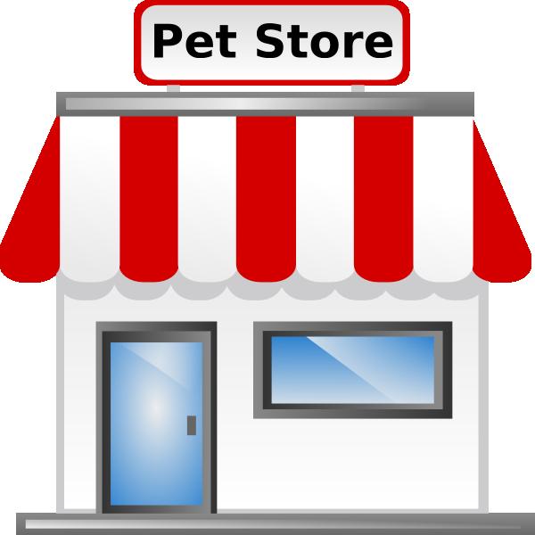 Pet Store Clip Art at Clker.com.
