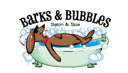 Barks & Bubbles Pet Grooming www.barksbubblesgrooming.com.