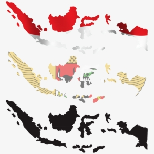 Indonesia Vector Map.