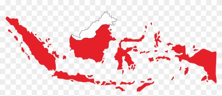 Vector Peta Indonesia Cdr & Png Hd.