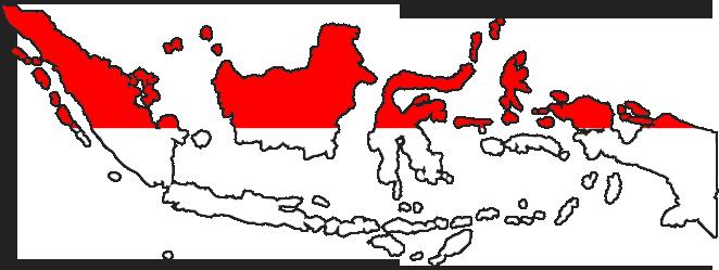 Gambar Peta Indonesia Png Vector, Clipart, PSD.