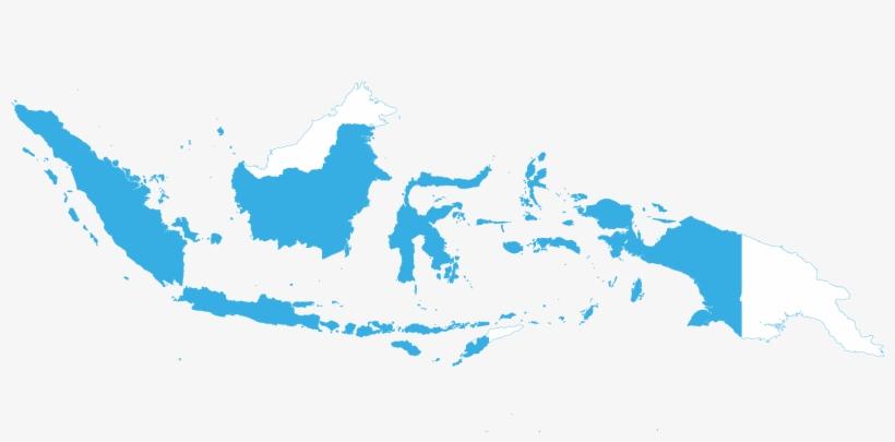 Png Peta Indonesia.