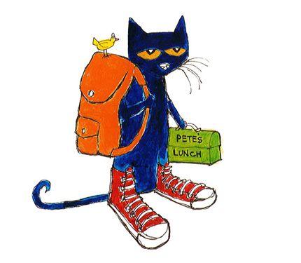 Pin by Lauren Storey on Pete the Cat Hallway.