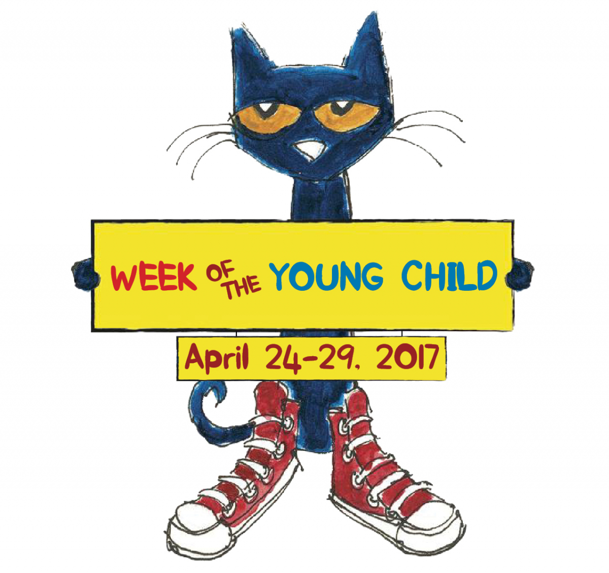Week of the Young Child 2017.