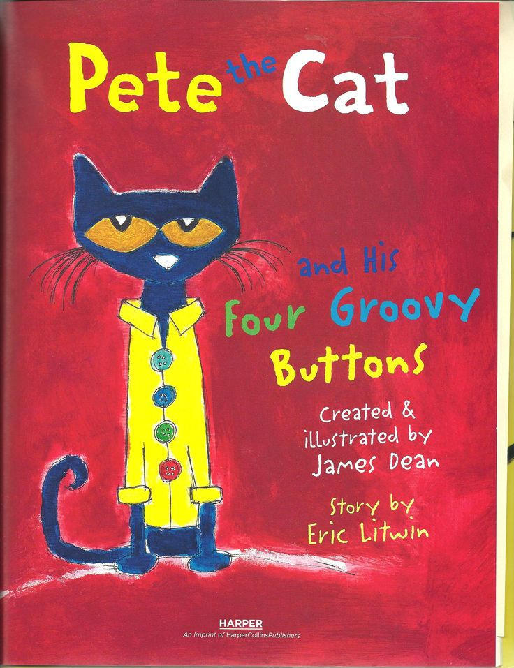 17 Best images about Pete the Cat on Pinterest.