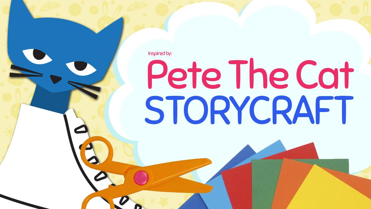 Pete the Cat Craft.