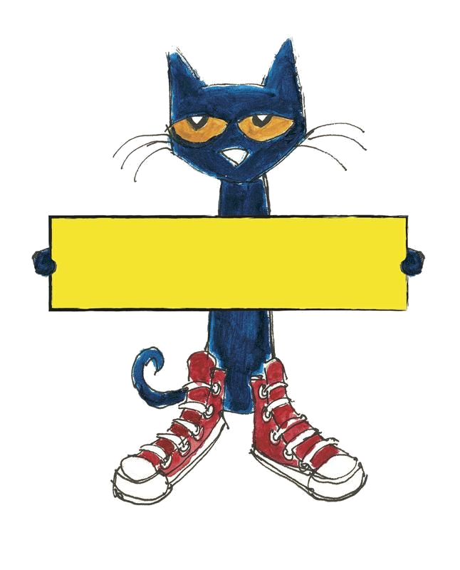 Pete The Cat Clipart Free Best On Transparent Png.