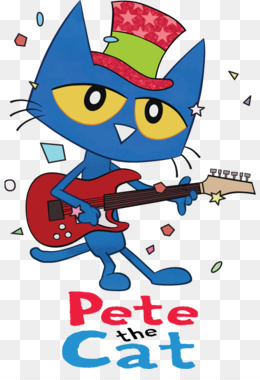 Pete The Cat PNG.