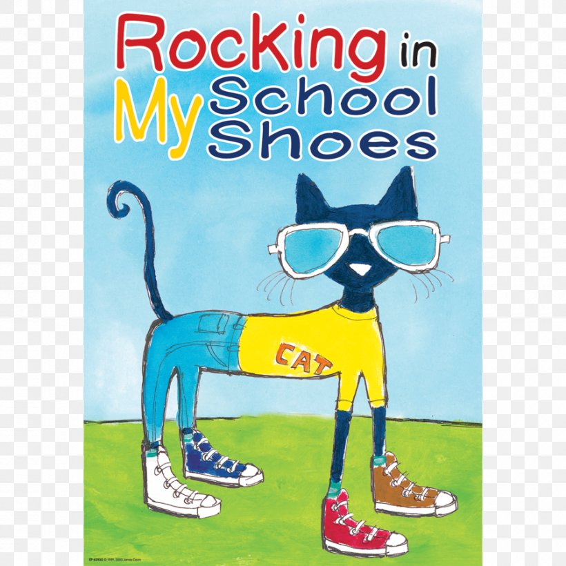 Pete The Cat: Rocking In My School Shoes Kitten Himalayan.