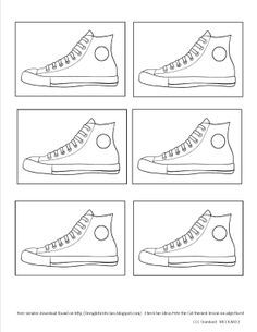 pete the cat i love my white shoes printables.