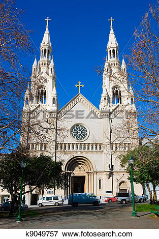 Picture of Saints Peter and Paul Church k9049757.