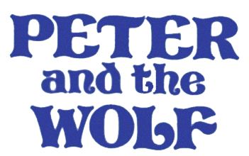 Peter & the Wolf Clipart.