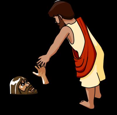 Biblical Peter Clipart.