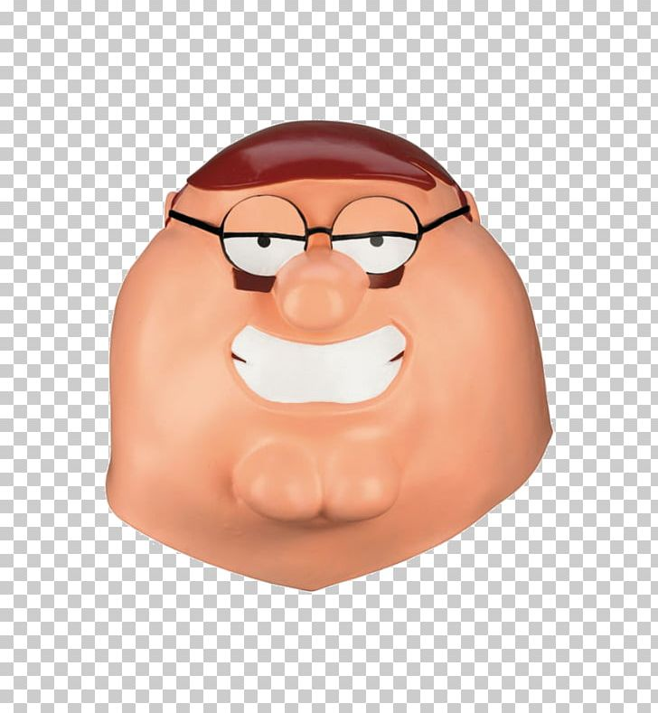 Peter Griffin Stewie Griffin Meg Griffin Mask Costume PNG.