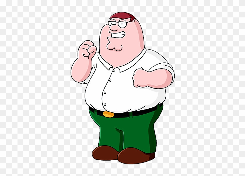 character] Peter Griffin Family Guy / Padre De Familia.