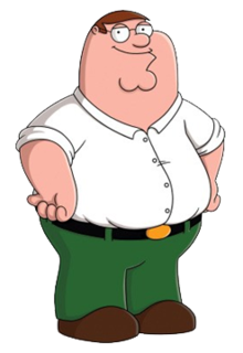 Peter Griffin.