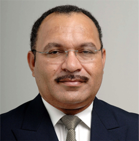 PNG Has A New Prime Minister.