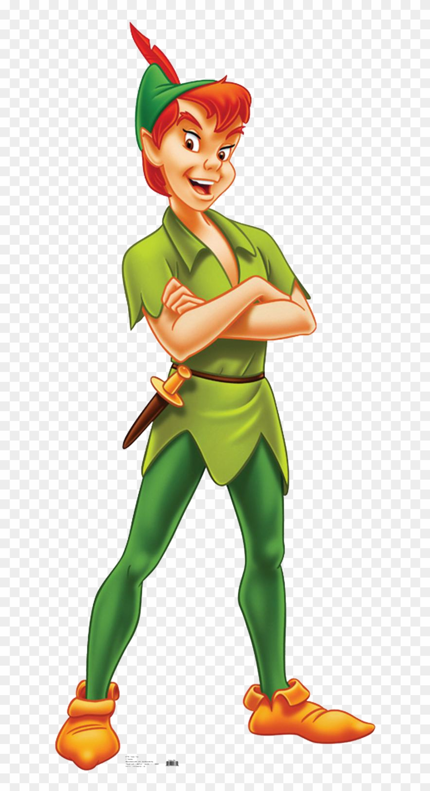 Peter Pan Clipart for free download.