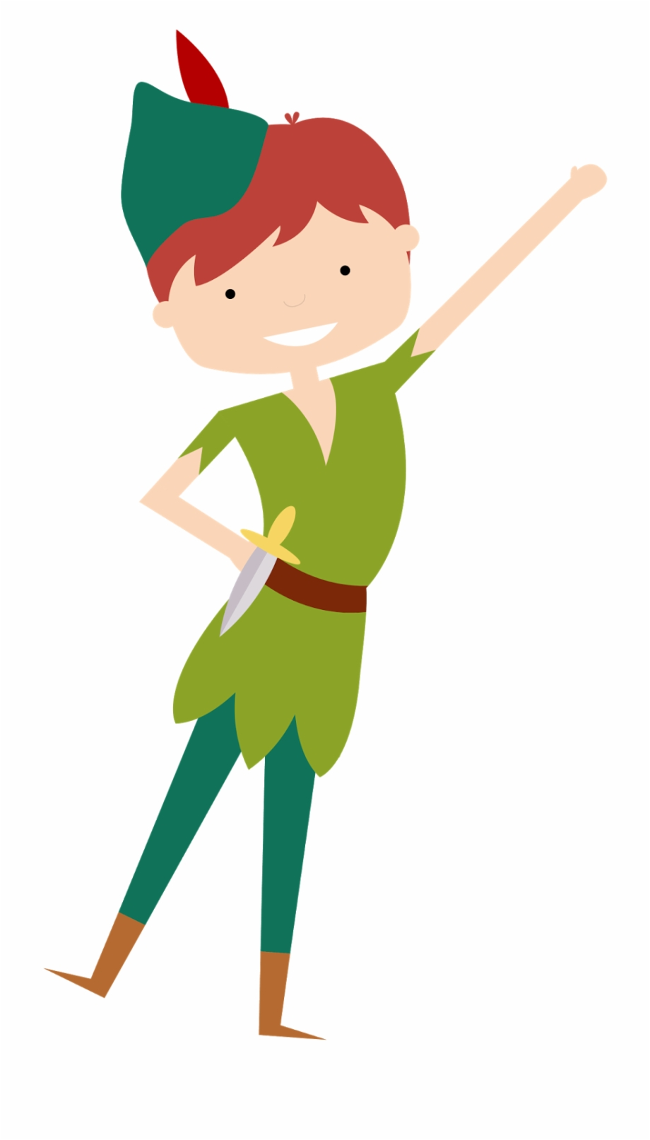 Peter Pan High Quality Png.