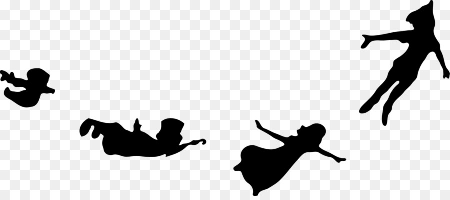 Peter Pan Silhouette Png (110+ images in Collection) Page 3.