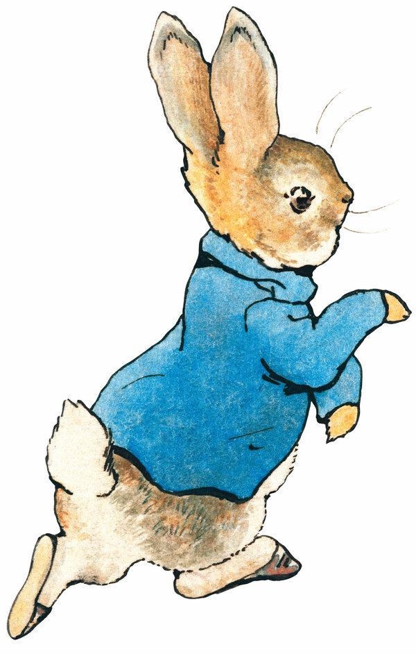 Peter rabbit clipart 7 » Clipart Station.