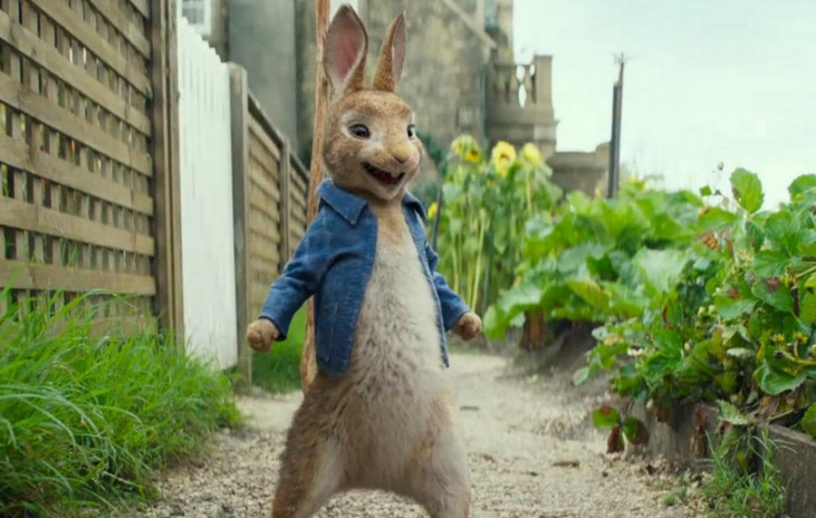 Peter Rabbit\' movie faces backlash over \'allergy bullying\'.