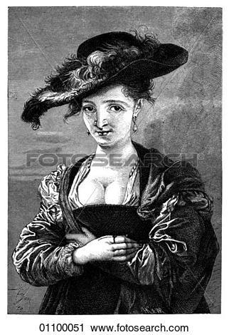 Clipart of Paintings & Engravings.