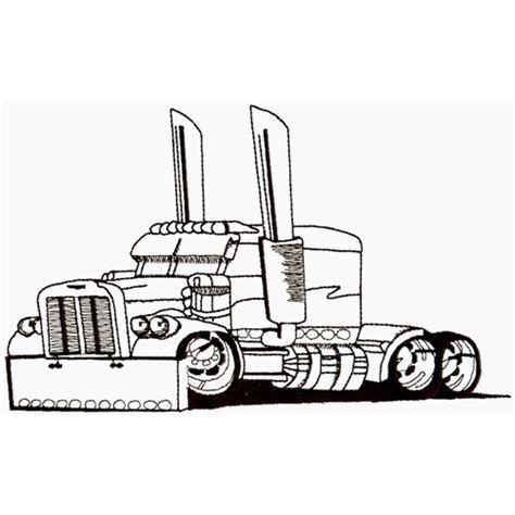 Image result for Semi Truck Outline Clip Art Peterbilt.