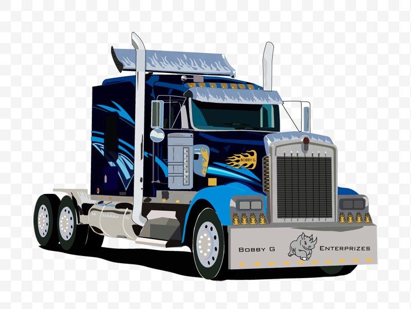 Peterbilt Truck Driver Car Driving, PNG, 800x601px.