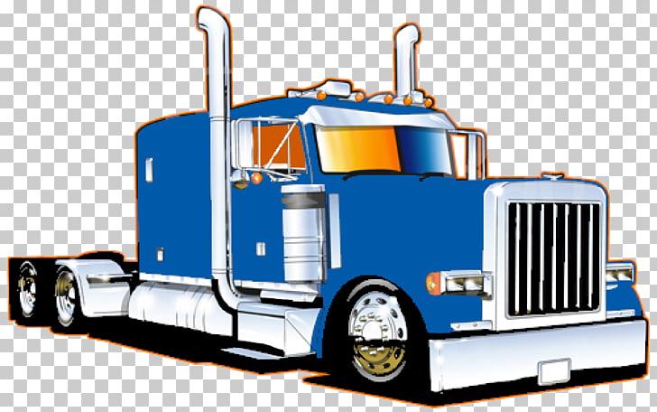 18 Wheeler: American Pro Trucker Peterbilt 379 Car, 18.