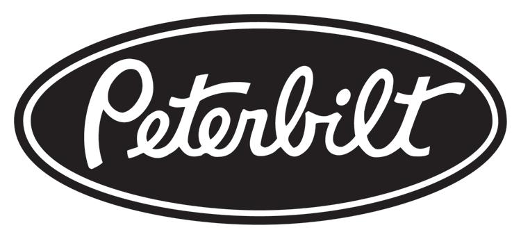 PETERBILT.