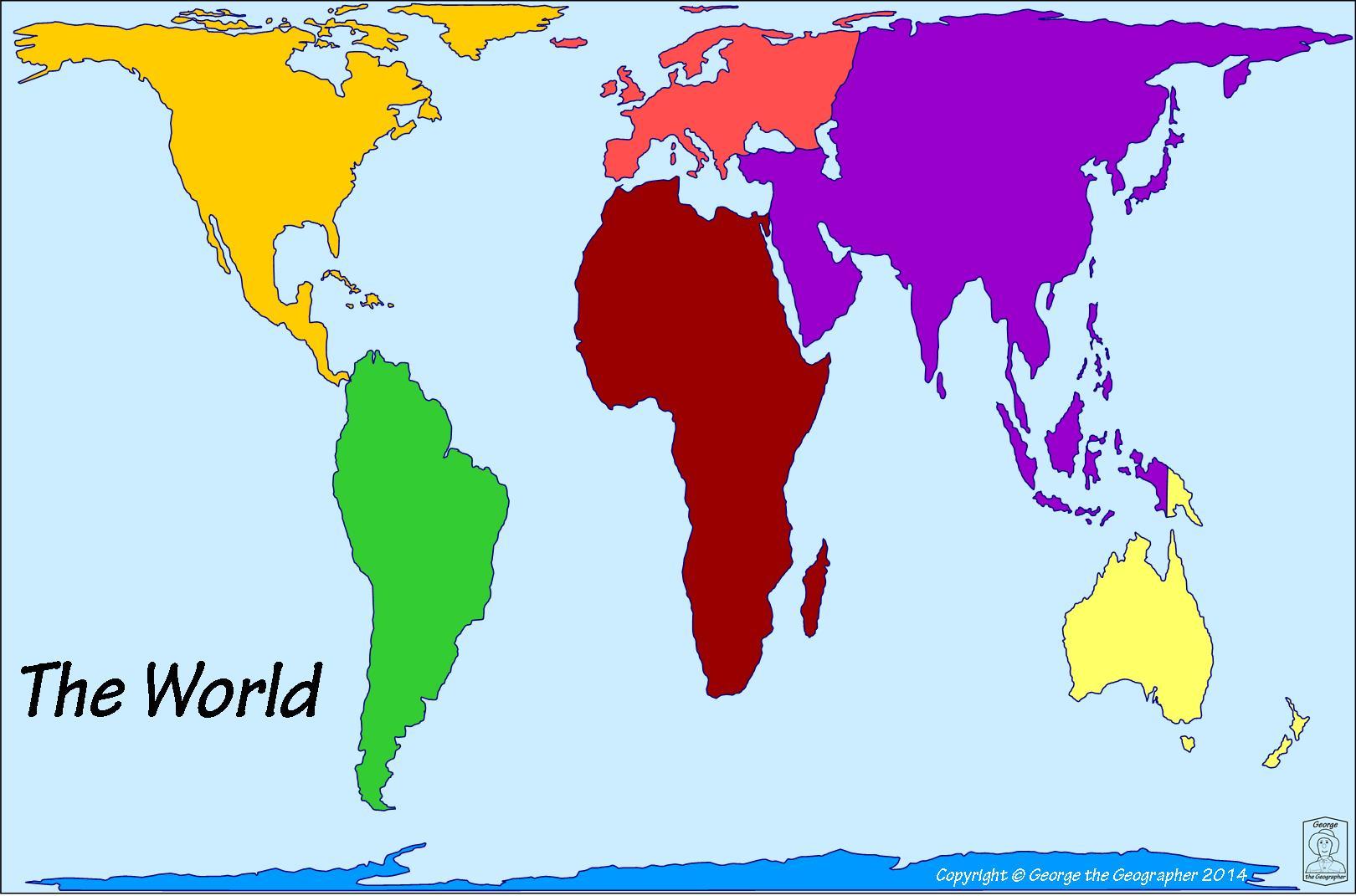 Outline Base Maps.