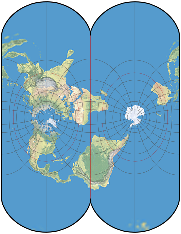 Mapthematics and Geocart Projections list.