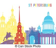 Petersburg Vector Clip Art Royalty Free. 470 Petersburg clipart.