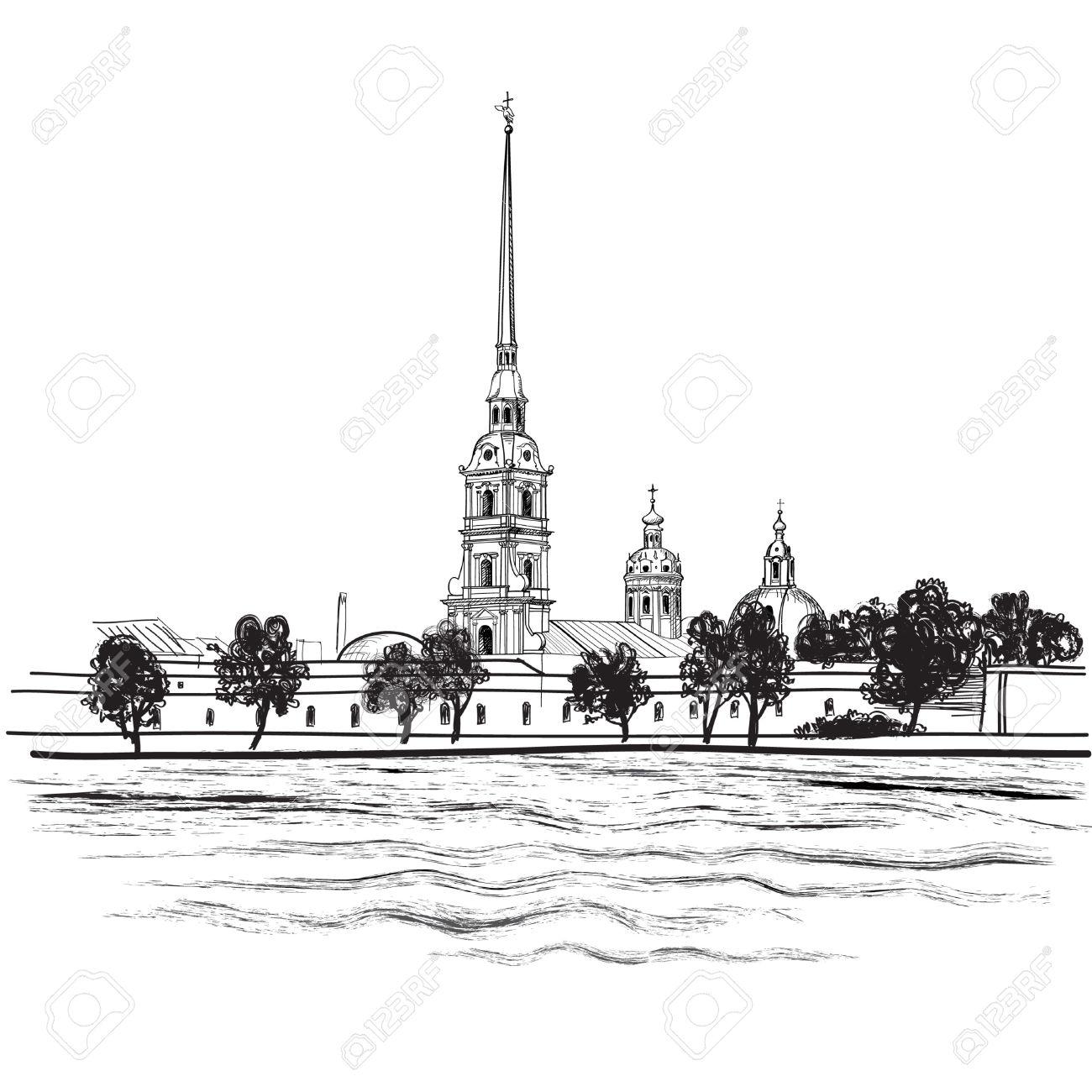 Petersburg clipart.