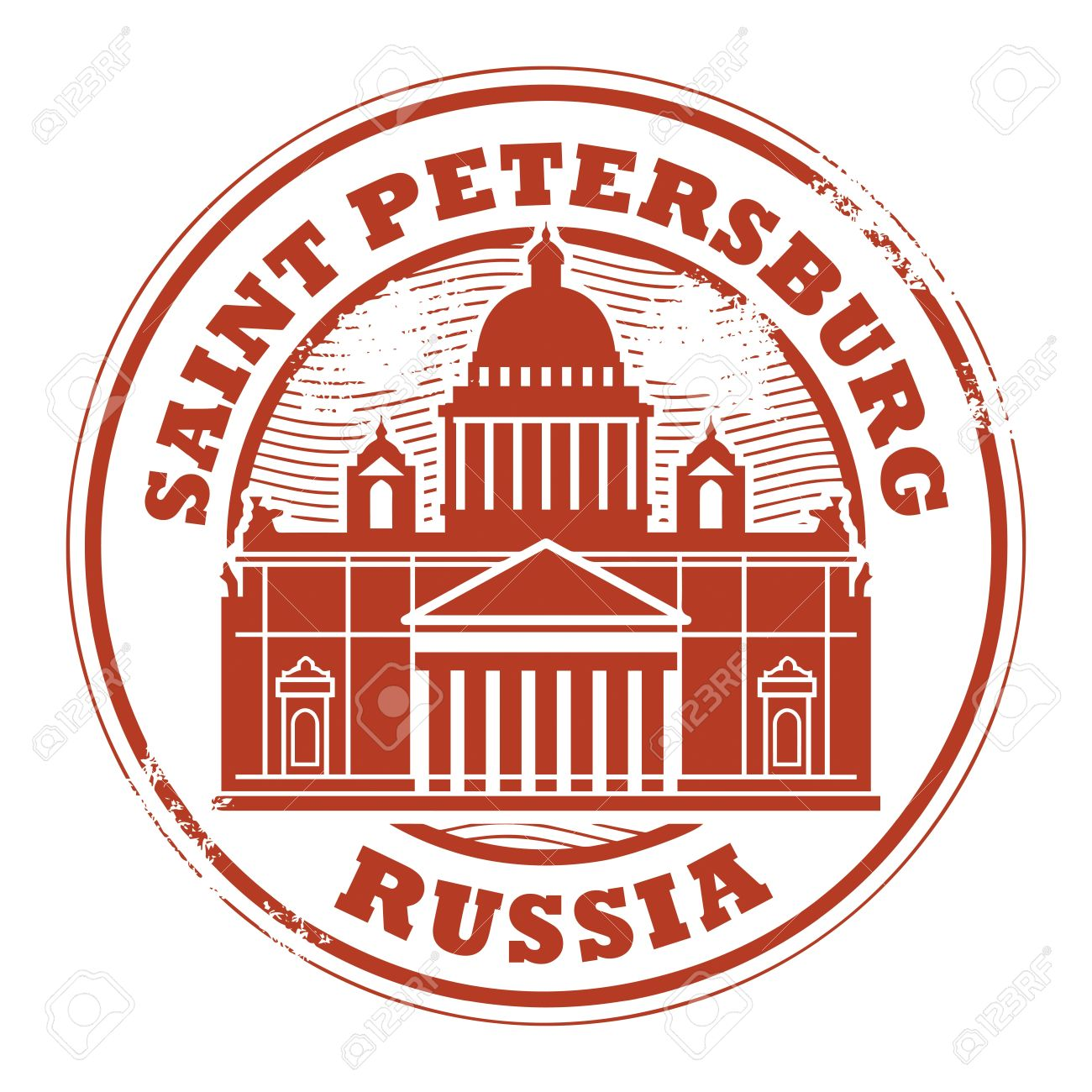 Petersburg clipart.