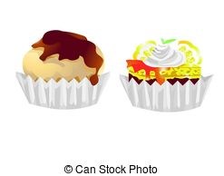 Petit four Illustrations and Clip Art. 19 Petit four royalty free.