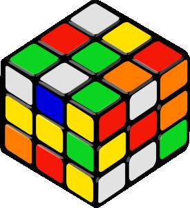 Rubik Clip Art Download.