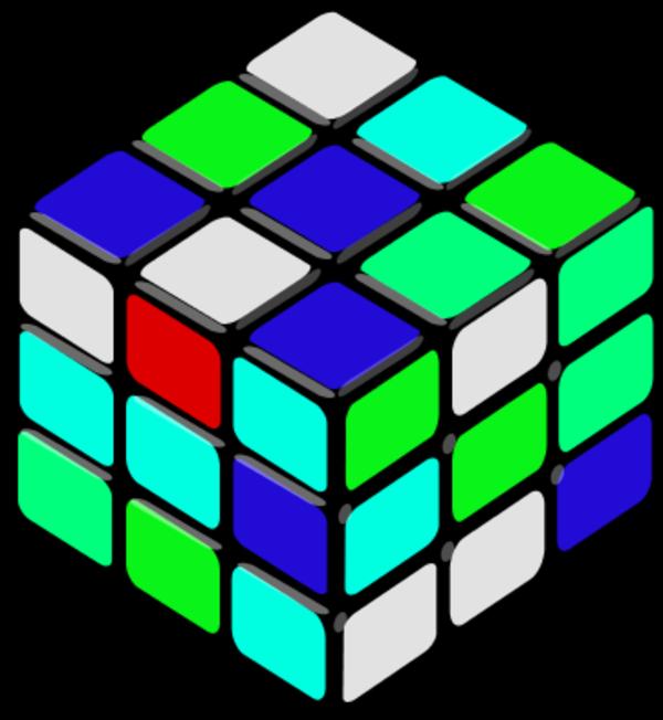 rubiks cube random petr 01.