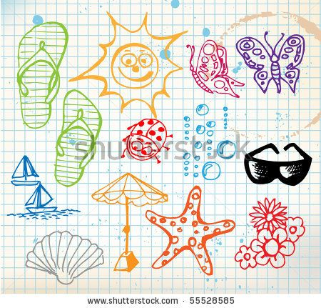 1000+ images about Design: Clipart & Doodles on Pinterest.