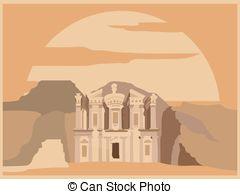 Petra Illustrations and Clip Art. 71 Petra royalty free.