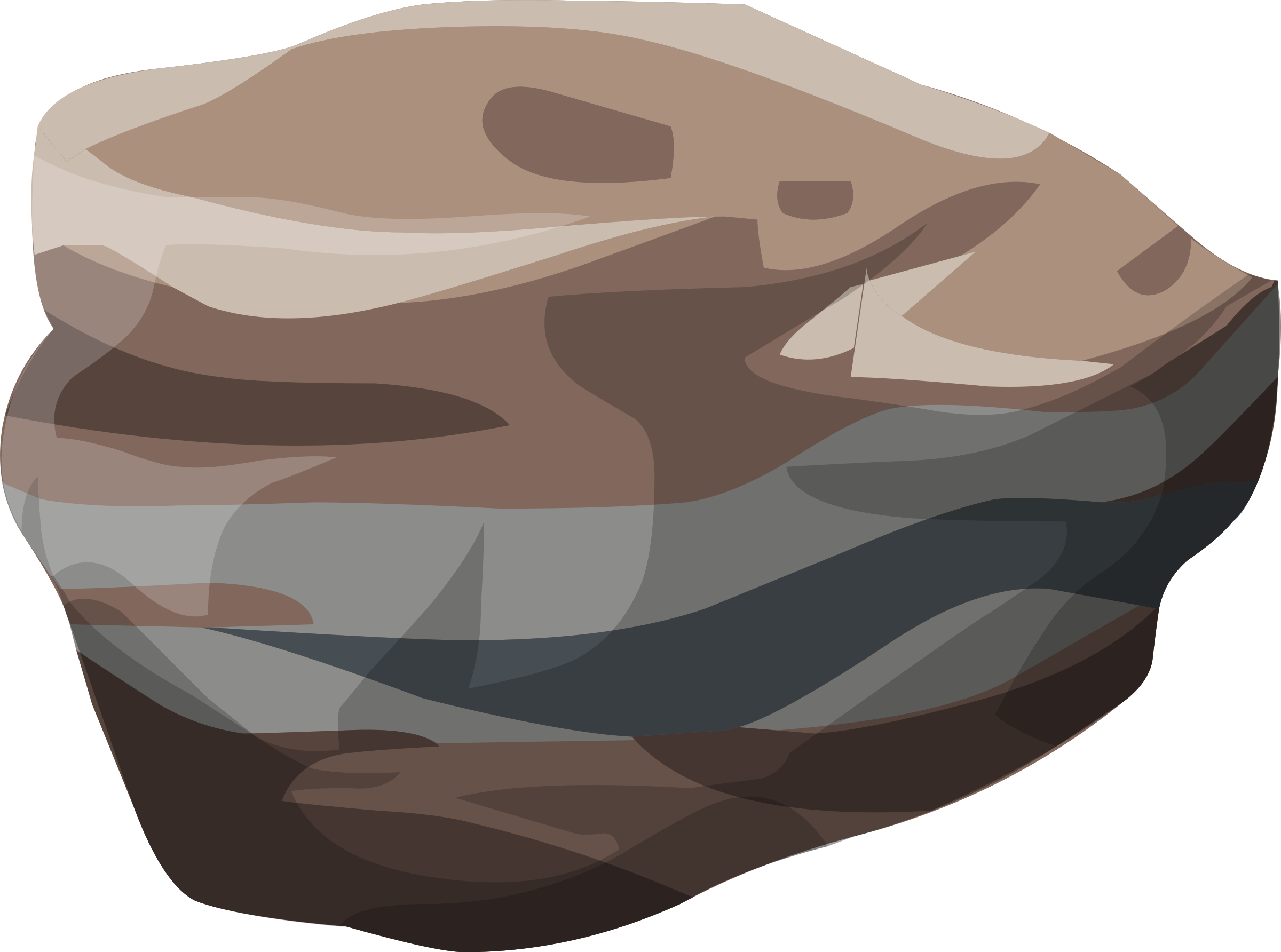 Clipart misc petrified rock small.