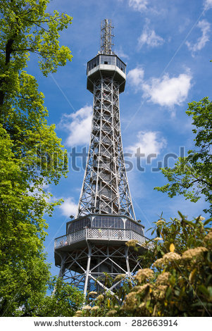 Lookout Tower Stock Photos, Royalty.